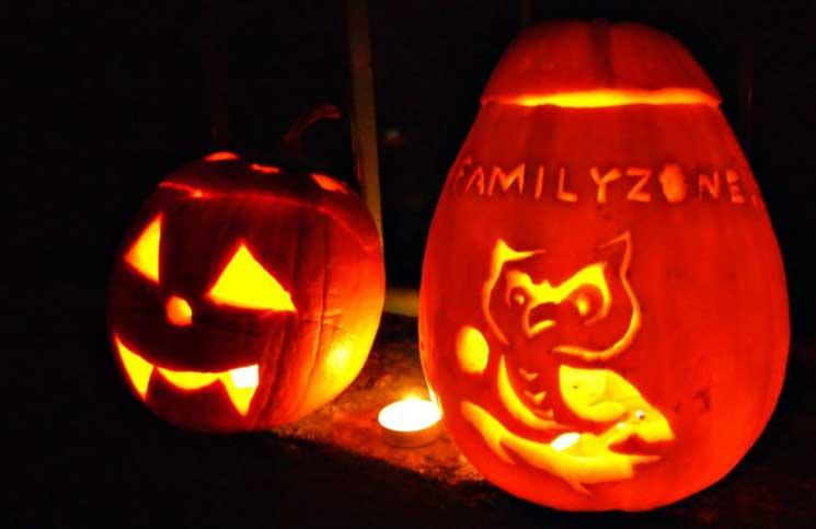 halloweensky karneval