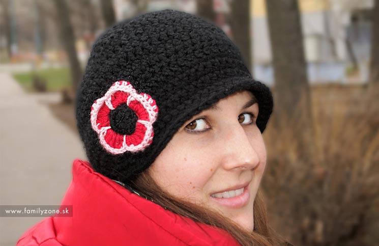Handmade čiapka