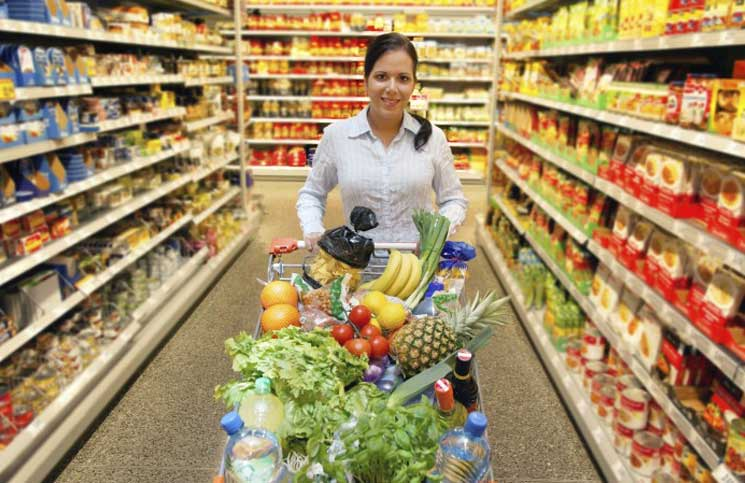 10 rád ako sa vyhnúť nezdravým potravinám v supermarkete