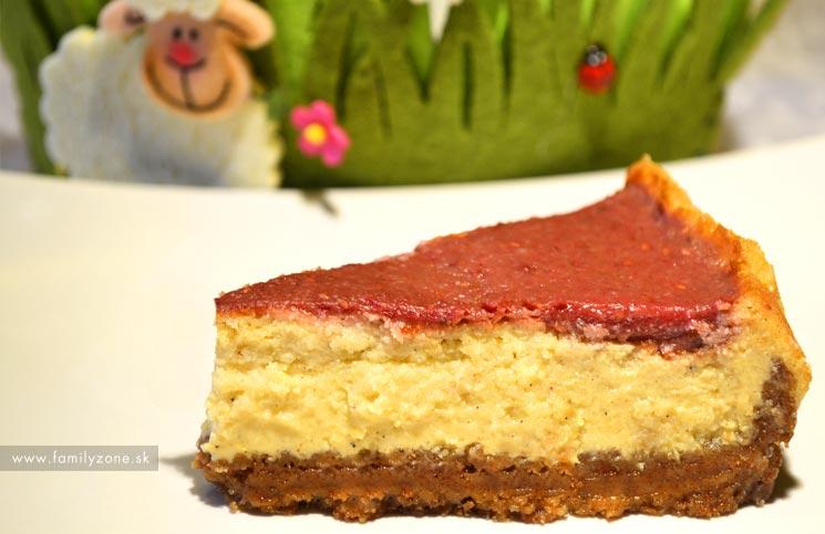 recept na Cheesecake