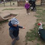 dieťa a moriak
